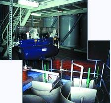 Установка очистки сточных вод Флокфил
