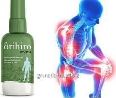 Orihiro (Орихиро) - капли для суставов при артрите