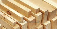 Wooden laths, timber in Kiev