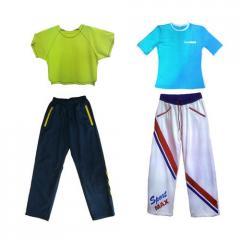 Одежда для бодибилдинга тренировочная (штаны,