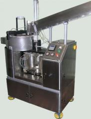 Автомат для выдува ПЭТ тари
