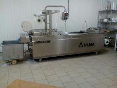 Vacuum thermoforming Ulma TSF 200 line