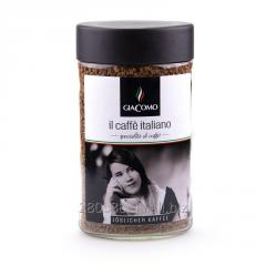 Instant coffee Gia Como 200 of