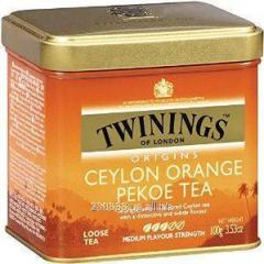 Twinings Ceylon Orange Pekoe tea tea of 200 g of