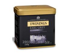 Tea of Twinings Earl Grey of 200 g of can