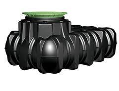 Tank underground Graf Platin of 1500 l