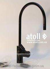 Atoll A-888-BB crane Black-Cherny color