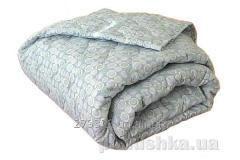 Blanket children's linen quilted Heppi flax