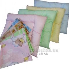 Children's anti-allergenic pillow of Bilan