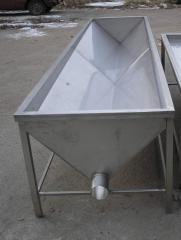 Стол-ванна для потрохов