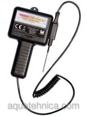 Electronic tester for the pool chlorine + rn