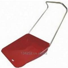 The scraper a drag harrow from galvanized steel,
