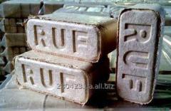 Топливные брикеты Руф (RUF)