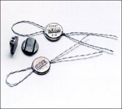 Проволока пломбировочная, скрученная в две нитки (1 кг)