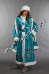 "Carnival costume ""The Snow Maiden"