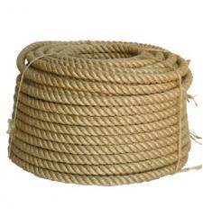 Rope jute hummock twist to dia. 12 mm