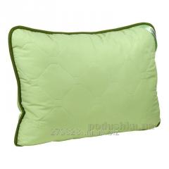 Pillow Sunny Fleece with bamboo fiber quilted in
