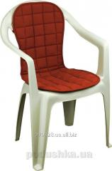 Cover on a chair the Fleece 832 claret, a code: