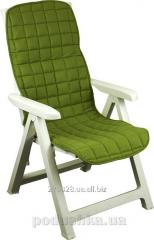 Чехол на кресло Руно 833 зеленый, код: 68834