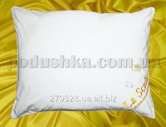 Pillow silk La Scala, code: 2578