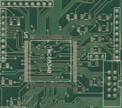 Two-sided printed circuit boards from the producer