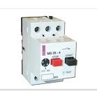 Автоматические выключатели защиты двигателей MS
