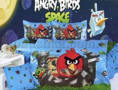 Bed linen of La Scala KI-063 Angry Birds, code: