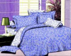 Комплект постельного белья Winter ornaments L-1582-5 SoundSleep поплин, код: 130365