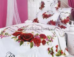 Bed linen of AB-163, code: 8658