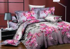 Elements of bed linen Osaka SoundSleep poplin,