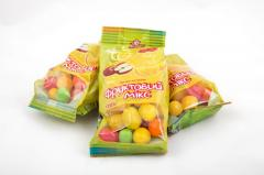 Fruit mix of the Dragee