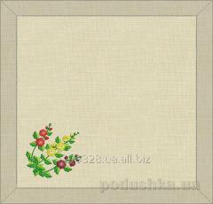 Set 2 napkins of the Hollyhock Harmony, code: