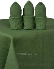 Cloth linen Harmony green, code: 124496