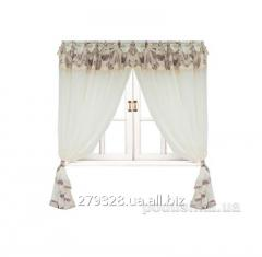 Curtains on ties Provence Cups, a code: 94125