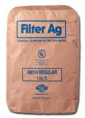 The filtering filling of Filter Ag® of 28.3 l