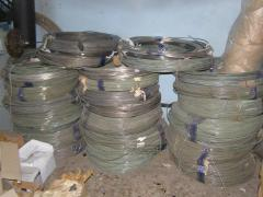 Wire nickel NP-2 of GOST 2179-75, from storage.
