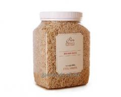 Rice not polished Brown of 800 g
