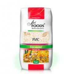 Basmati rice of 1000 g