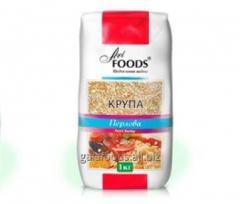 Grain of pearl-barley 1000 g