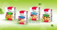 Grain in packages for cooking 4 x 125 g