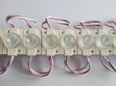 Сверхяркие модули торцевого свечения
