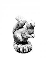 Фигурка животных Белка 518