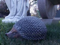 Sculpture #5749 / Hedgehog ceramic
