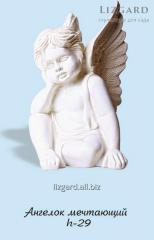 Sculpture #946 / the Angel dreaming *