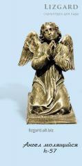 Sculpture #947 / the Angel praying *