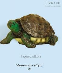 Sculptures #973 / Turtle (average) *