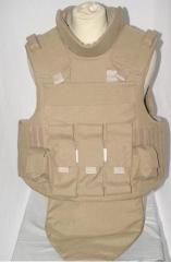 "Bullet-proof vest ""Corsair of"