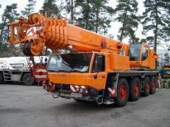 I will sell the TADANO ATF110G-5 truck crane