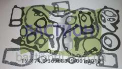 Ремкомплект корпусных прокладок двигателя