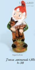 #1017 / Gnome forest warden (small) *